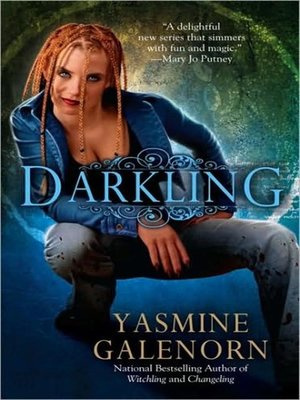 cover image of Darkling