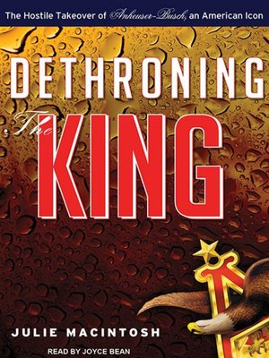 cover image of Dethroning the King