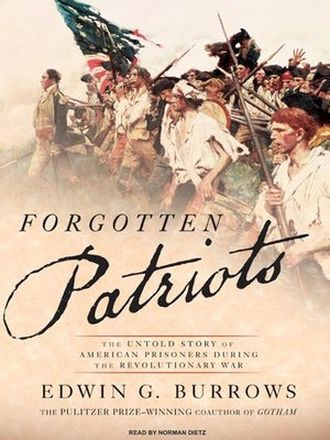 cover image of Forgotten Patriots