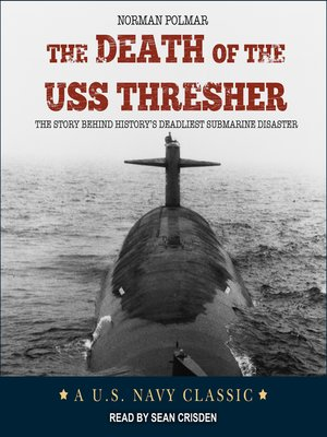 cover image of The Death of the USS Thresher