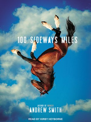 cover image of 100 Sideways Miles