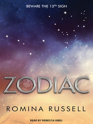 cover image of Zodiac Series, Book 1