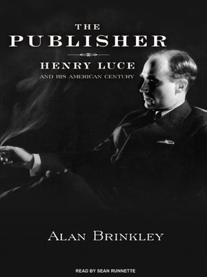 cover image of The Publisher