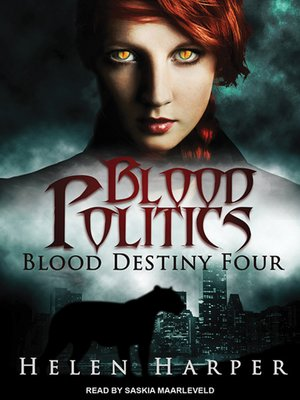 cover image of Blood Politics