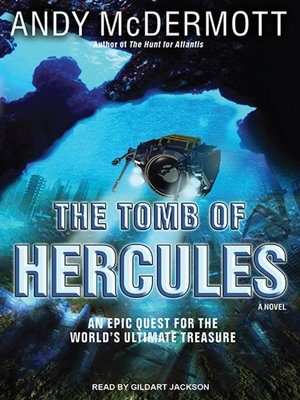 cover image of The Tomb of Hercules--A Novel