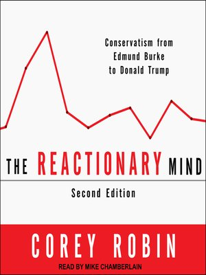 cover image of The Reactionary Mind