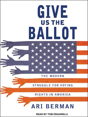 cover image of Give Us the Ballot
