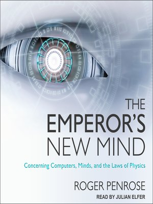 cover image of The Emperor's New Mind