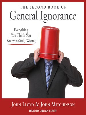 cover image of The Second Book of General Ignorance
