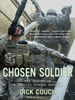 cover image of Chosen Soldier