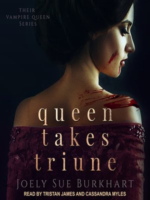 cover image of Queen Takes Triune