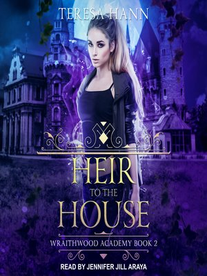 cover image of Heir to the House