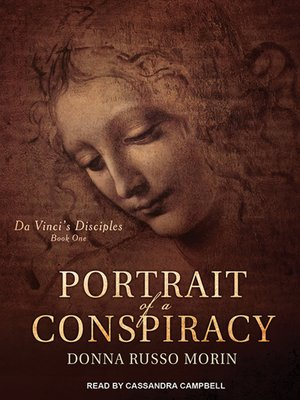 cover image of Portrait of a Conspiracy--Da Vinci's Disciples