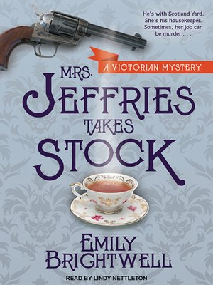 cover image of Mrs. Jeffries Takes Stock