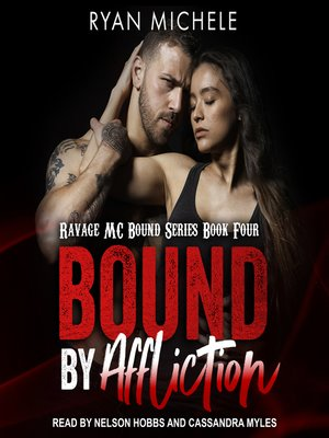 cover image of Bound by Affliction