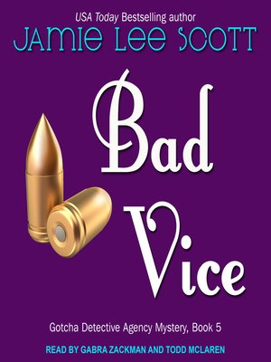 cover image of Bad Vice