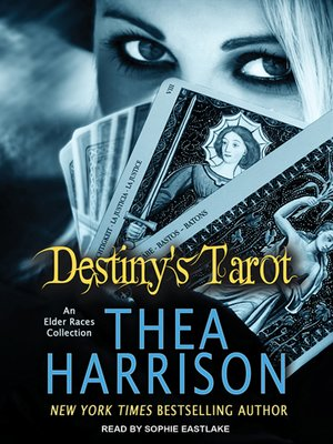 cover image of Destiny's Tarot--An Elder Races Collection