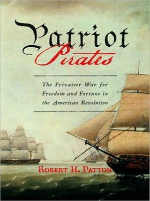 cover image of Patriot Pirates