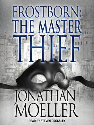 cover image of Frostborn--The Master Thief