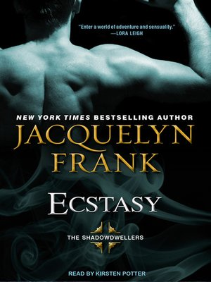 cover image of Ecstasy
