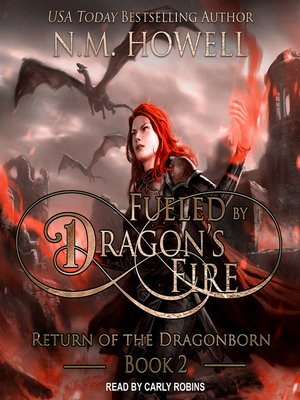 cover image of Fueled by Dragon's Fire