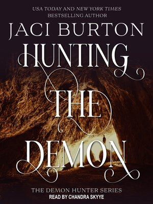 cover image of Hunting the Demon