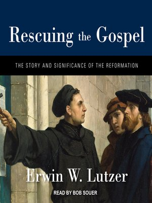 cover image of Rescuing the Gospel