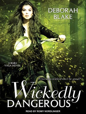 cover image of Wickedly Dangerous
