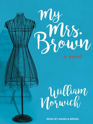 cover image of My Mrs. Brown
