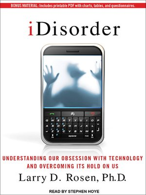 cover image of iDisorder