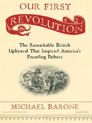cover image of Our First Revolution
