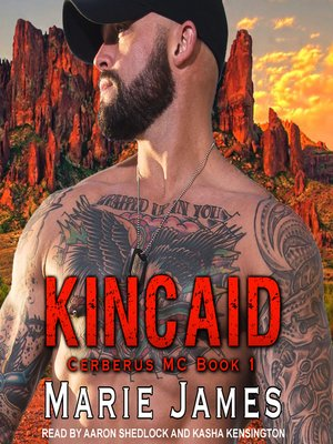 cover image of Kincaid--Cerberus MC Book 1