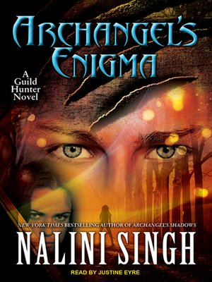 cover image of Archangel's Enigma