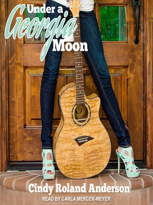 cover image of Under a Georgia Moon