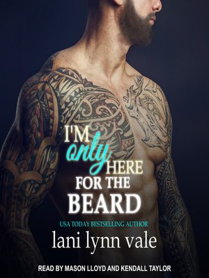 cover image of I'm Only Here for the Beard
