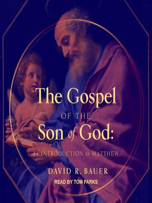 cover image of The Gospel of the Son of God
