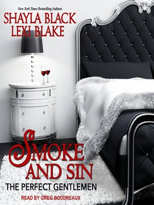 cover image of Smoke and Sin