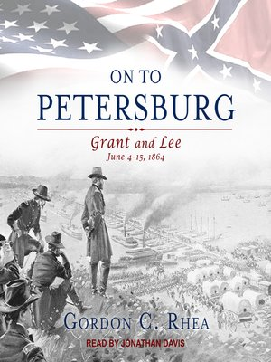 cover image of On to Petersburg