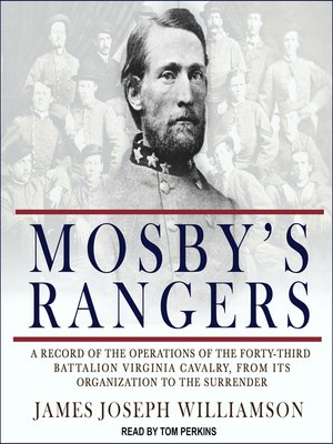 cover image of Mosby's Rangers