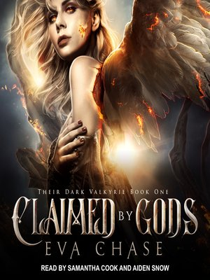 cover image of Claimed by Gods--A Reverse Harem Urban Fantasy