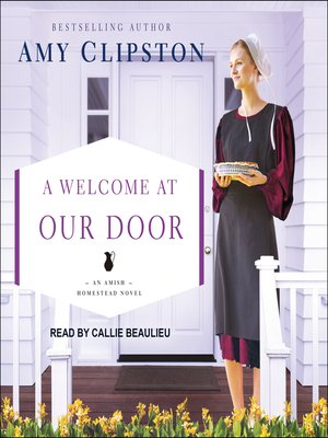 cover image of A Welcome at Our Door