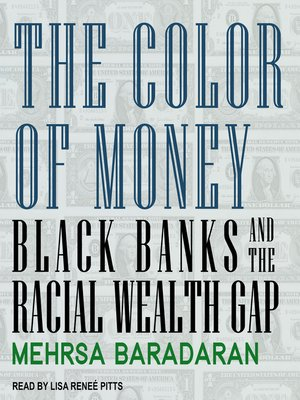 cover image of The Color of Money