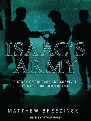 cover image of Isaac's Army