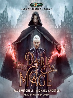 cover image of The Dark Mage