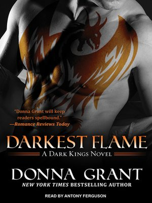 cover image of Darkest Flame