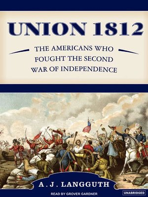 cover image of Union 1812