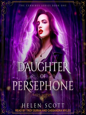 cover image of Daughter of Persephone--A Reverse Harem Romance