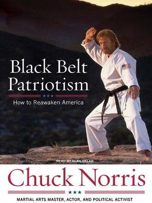 cover image of Black Belt Patriotism