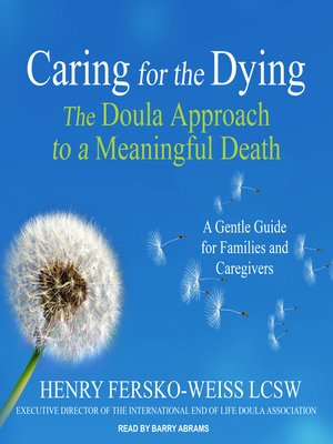 cover image of Caring for the Dying