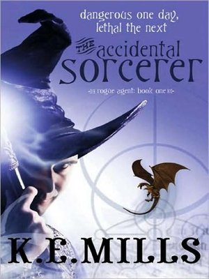 cover image of The Accidental Sorcerer